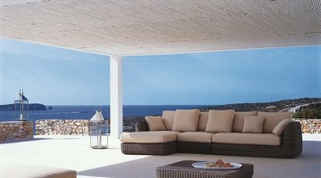 Unopiù: idee e mobili per dare un tocco living a terrazze e giardini