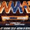 Wind Music Awards: 6 e 7 giugno all'Arena di Verona