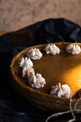 The best and easiest and fastest sweet potato pie