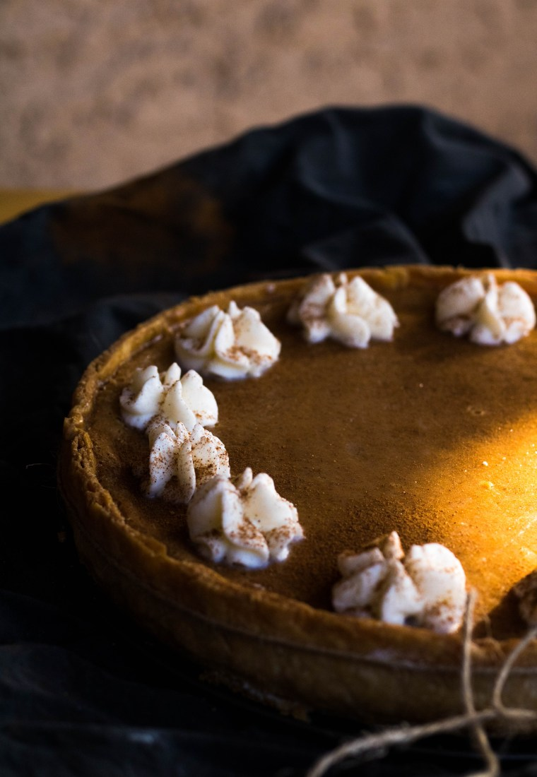 The Easiest Sweet Potato Pie