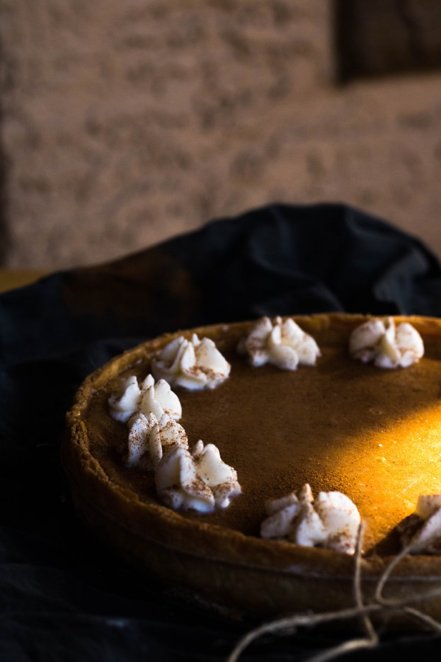 yummy sweet potato pie for thanksgiving and holiday season