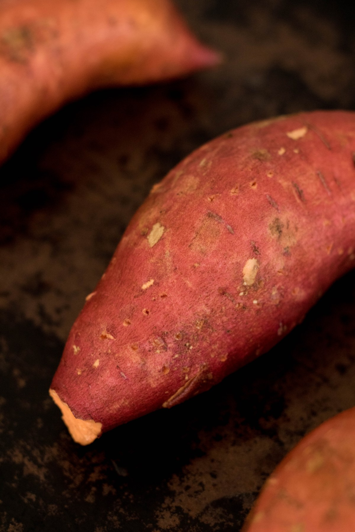 How to make oven baked sweet potatoes