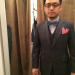 新郎衣装|オーダーメイドスーツ