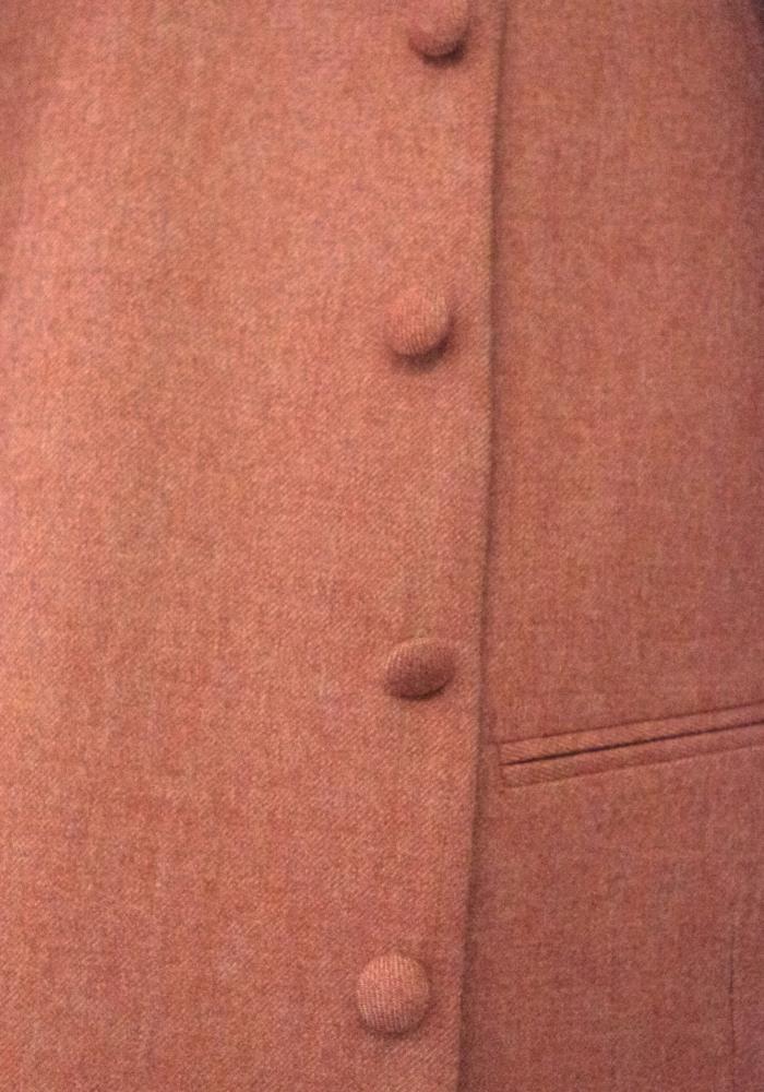 オーダーべストサーモンピンク,カジュアルウェディング新郎衣装