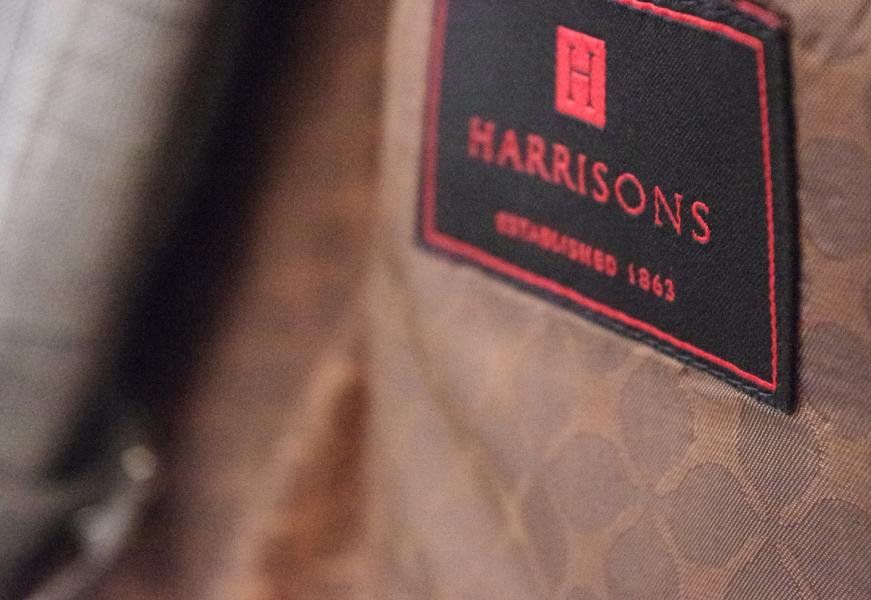 HARRISONS-SUIT_ハリソンズスーツ