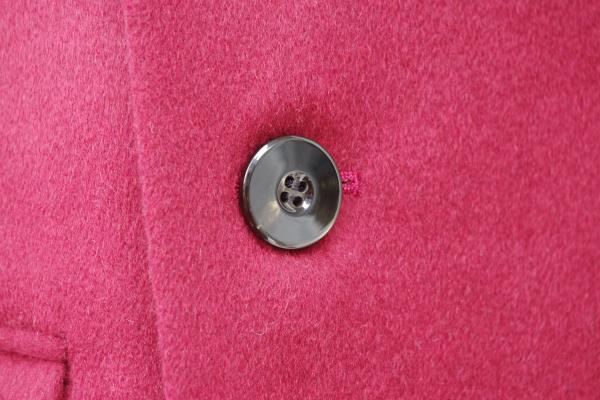 オーダーメイドコート|フロントボタン