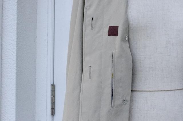 コート内ポケット