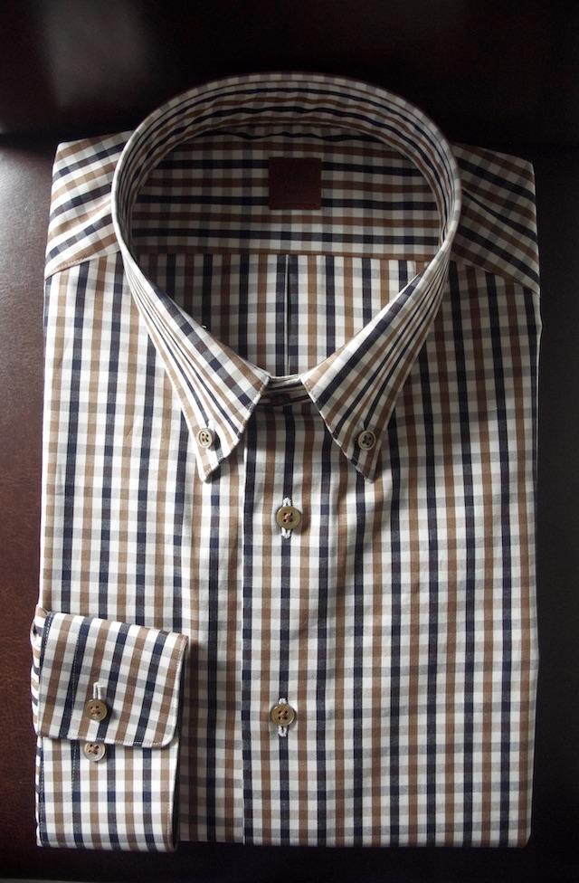 タッターソールシャツ|オーダーメイド