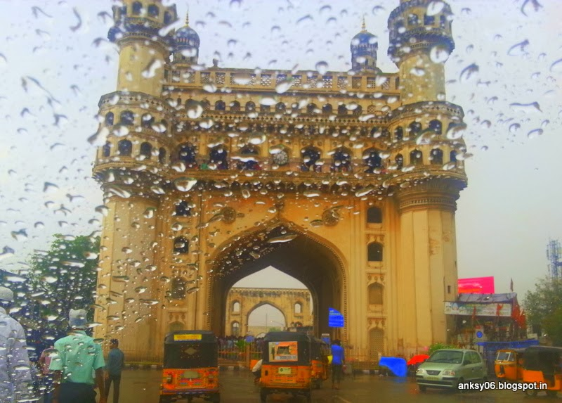 Hyderabad… a confluence of old world Nizam City and new age Cyberabad