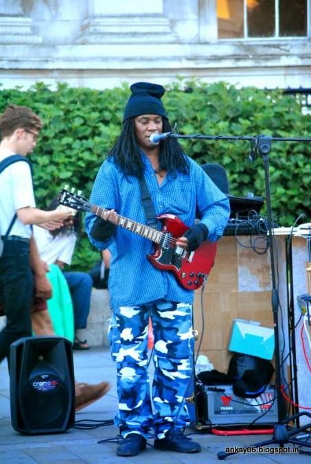 Jazz-Musician