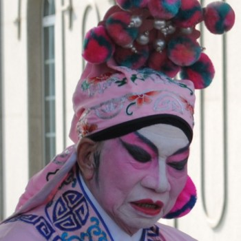 Performer at Macau