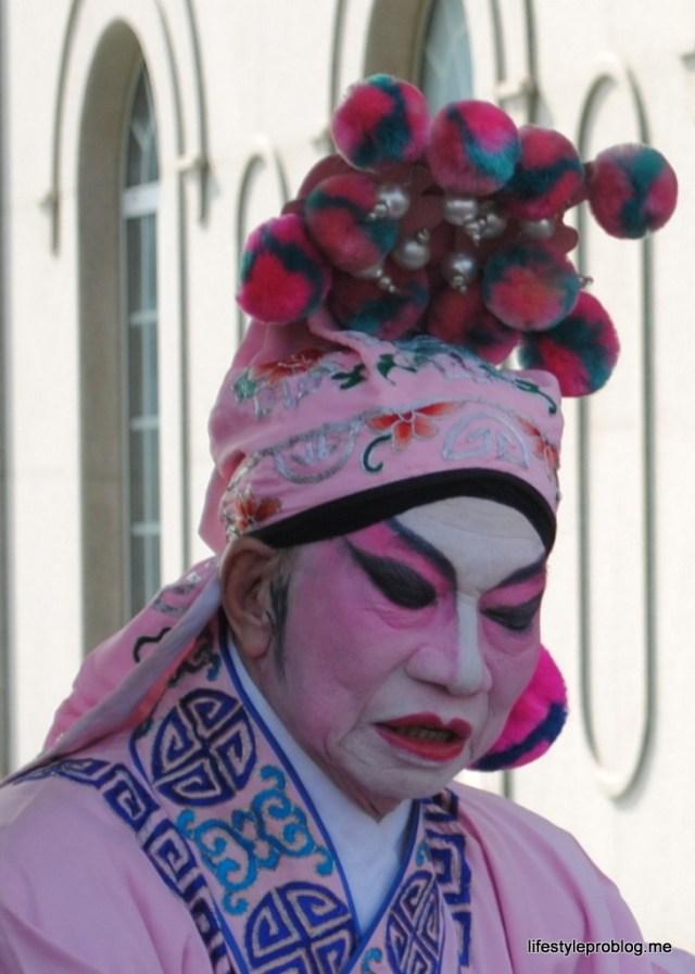 Performer at Macau