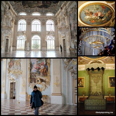 Munich Sightseeing Nymphenburg Indoors
