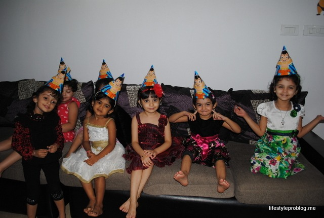 Bheem Themed Birthday Party