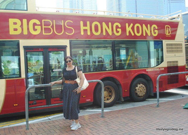 Hong Kong Sight Seeing