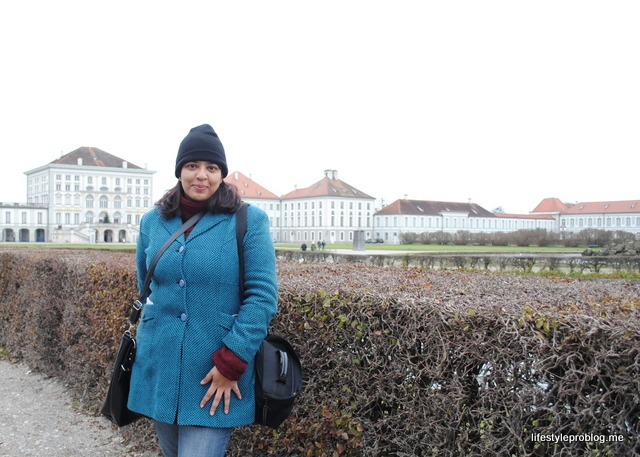 Freezing Munich