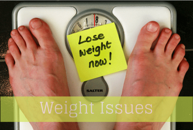 Weight Issues
