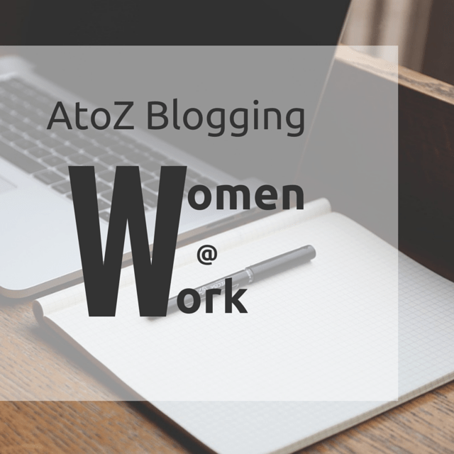 AtoZ Blogging W