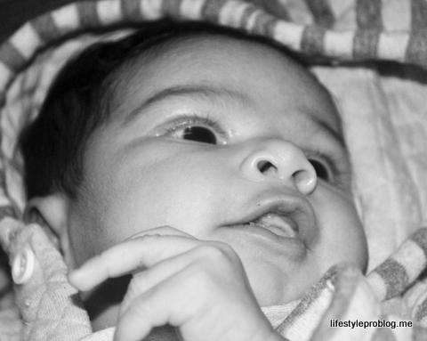 CloseUp Baby