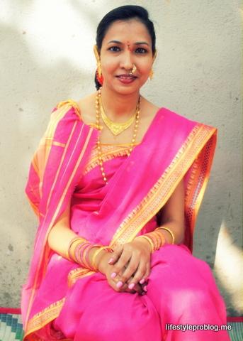 Maharashtrian Pink