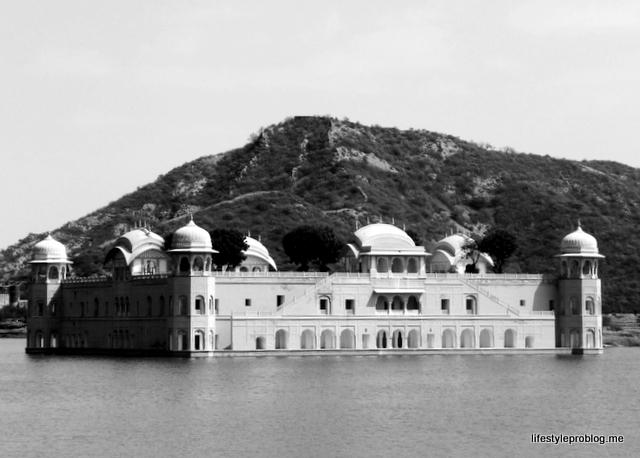 Jal Mahal in Jaipur, Rajasthan