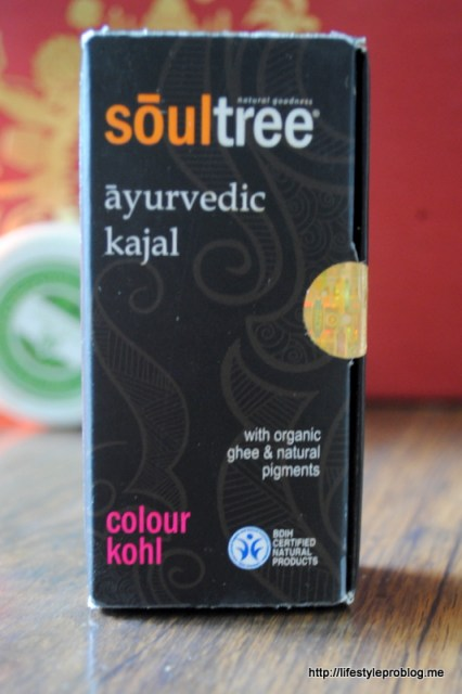 My Envy Box August Soultree Kajal