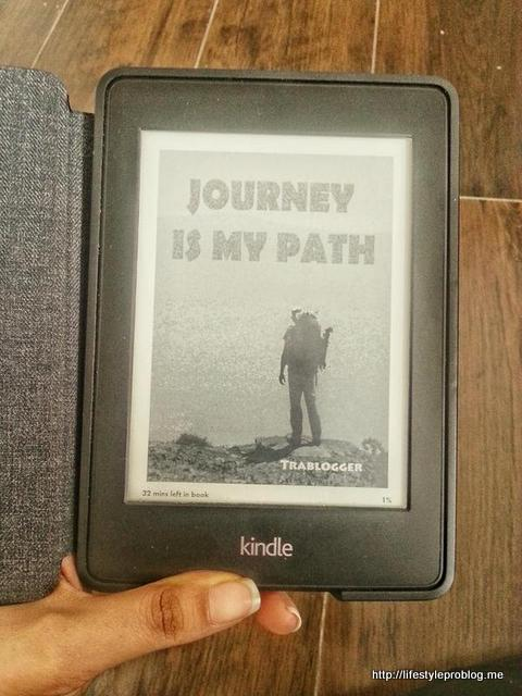 Journey Is My Path by Trablogger #BookReview