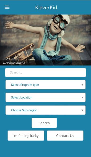KleverKid App