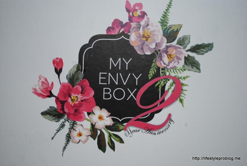 My Envy Box October 2015