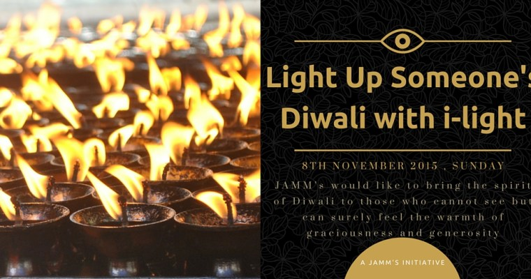 Light Up Someone's Diwali With i – light