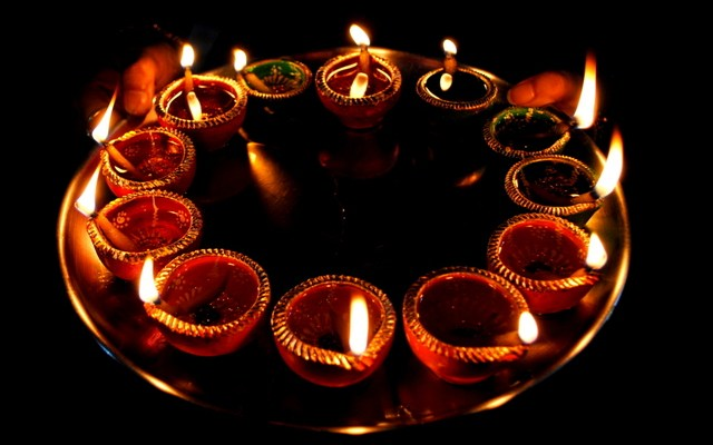 Is it Diwali already? #MicroblogMondays