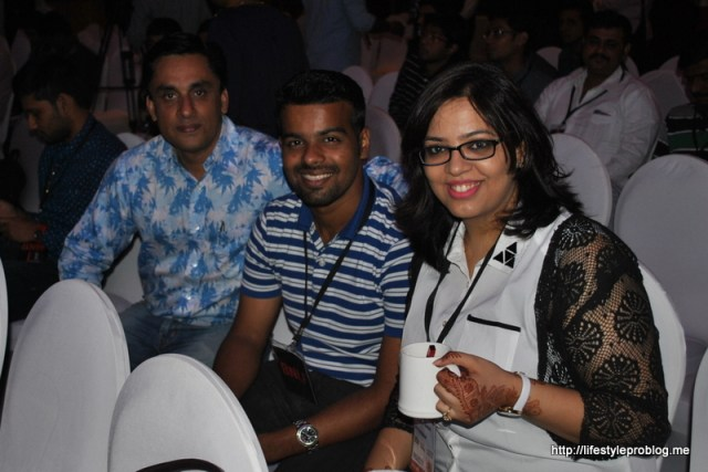 With Sanjay Thampy and Lancelot Quadras