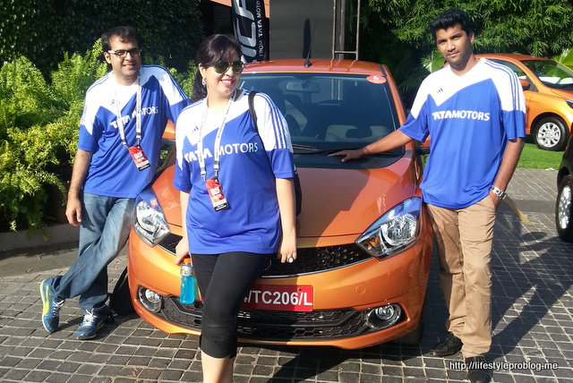 Tata Motors Tiago Bloggers Meet