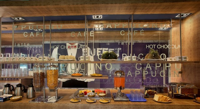 Formule 1 Buffet Breakfast 5 Tips for choosing business hotels when travelling for work