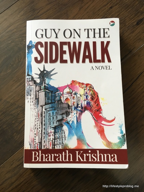 The Guy on the Sidewalk by Bharath Krishna