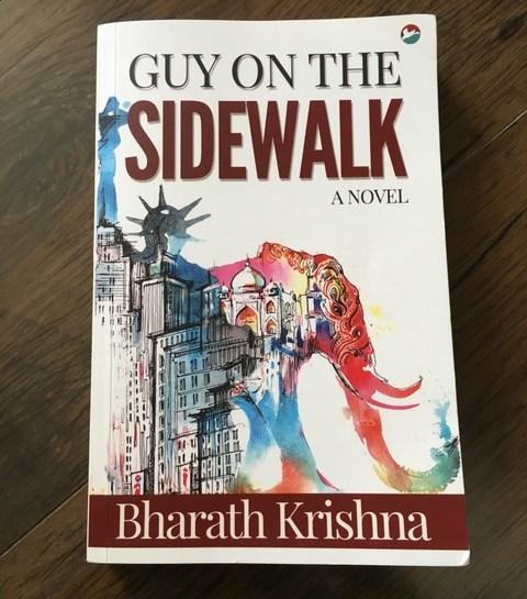 The Guy on the Sidewalk by Bharath Krishna