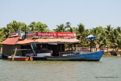 Poovar Backwaters