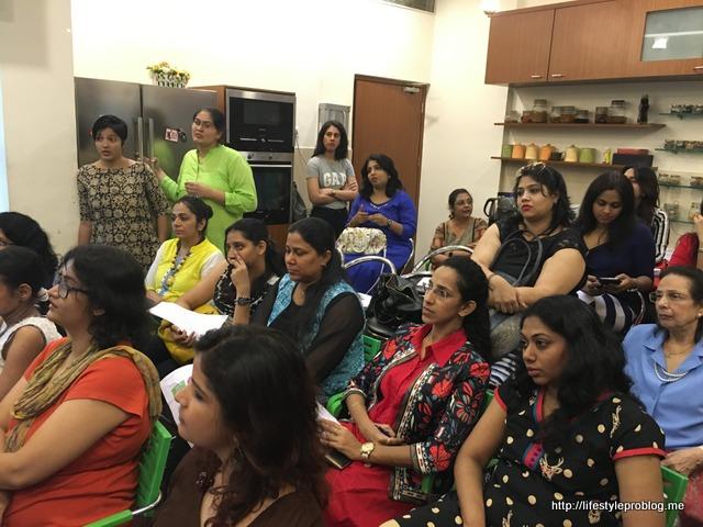 Rushina APB Cook Studio Kiran Manral Meet