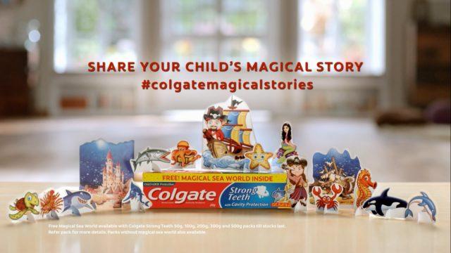 Colgate Ad
