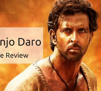 Mohenjo Daro Movie Review