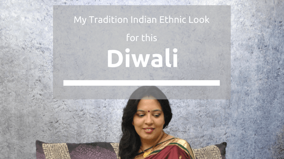 Ethnic Indian Look This Diwali