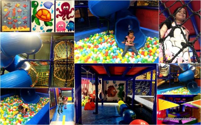 Fun o Factory Softplay Area