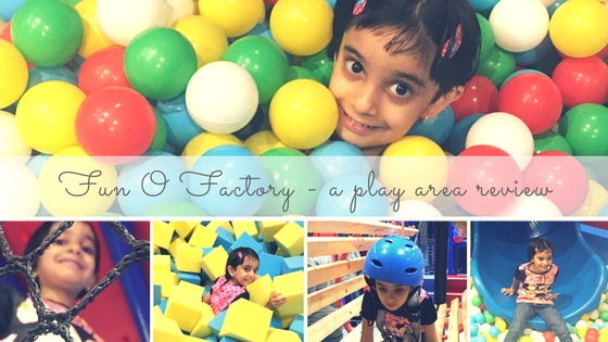 Fun O Factory – A Play Area Review