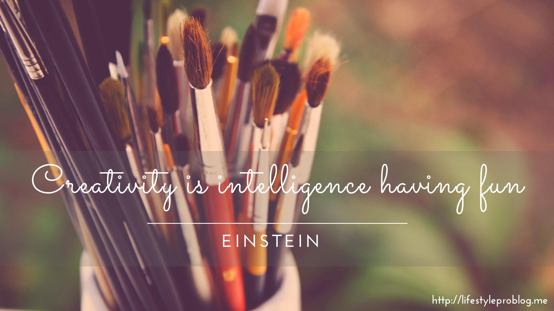 #AtoZChallenge : Einstein Quote