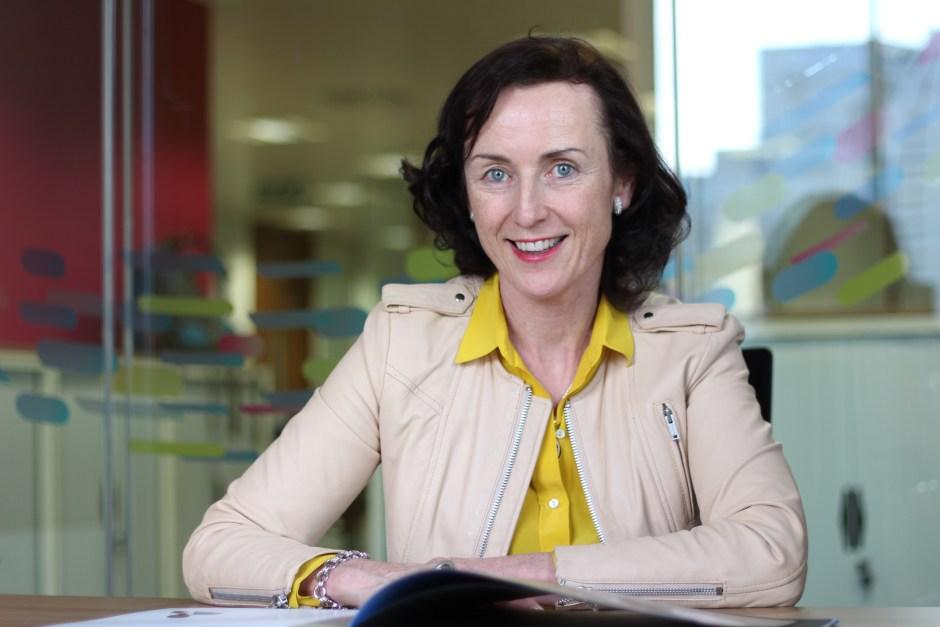 Julie Woods-Moss, CMO, Tata Communications
