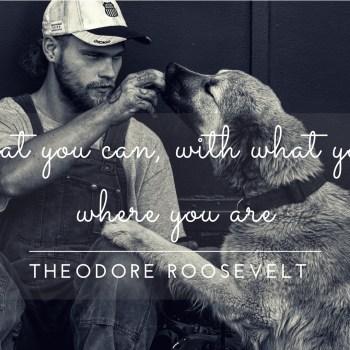 Theodore Roosevelt Quote