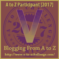 A to Z Challenge V