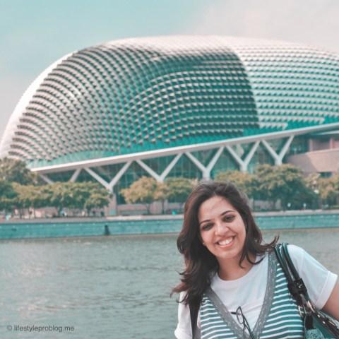 Solo Traveling Singapore