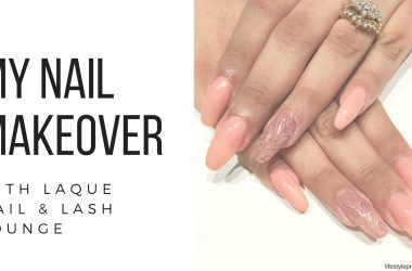 Laque Nail & Lash Lounge header
