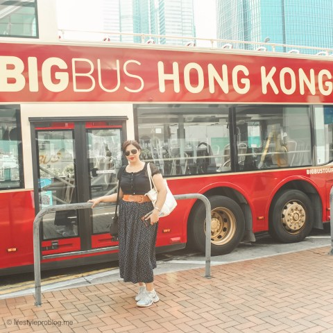 Solo Traveling Hong Kong